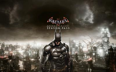 Batman: Arkham Knight Season Pass cover