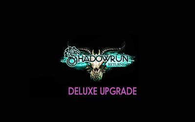Shadowrun Returns Deluxe cover