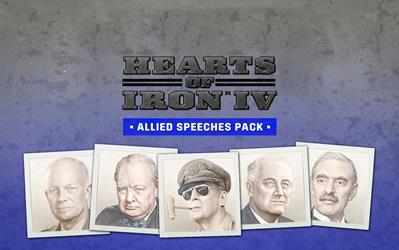 Allied Speeches Pack cover