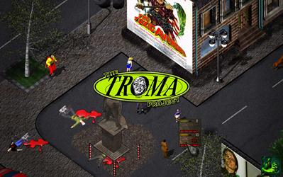The Troma Project cover
