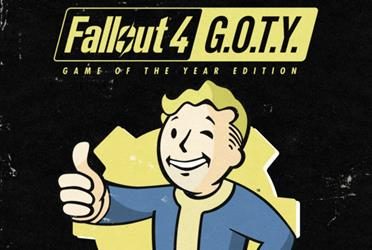 Fallout 4: Game of the Year Edition cover