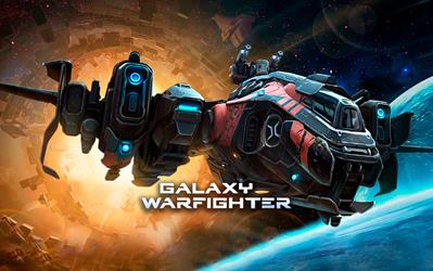 Galaxy Warfighter cover