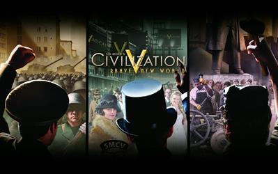 Sid Meier's Civilization V: Brave New World (DLC) cover
