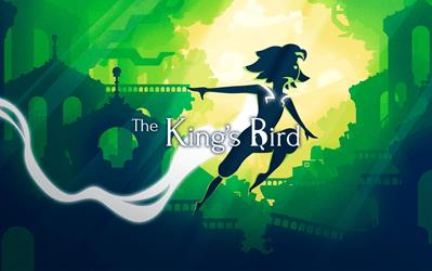 The King's Bird cover