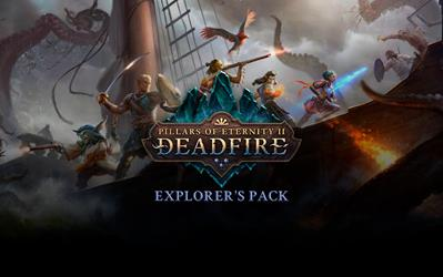 Pillars of Eternity II: Deadfire - Explorers Pack (DLC) cover