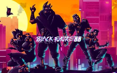 Black Future '88 cover
