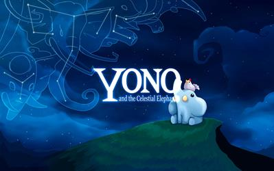 Yono and the Celestial Elephants cover