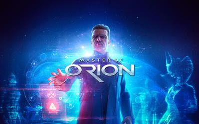 Master of Orion cover