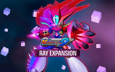 Mighty No. 9 - Ray Expansion (DLC) cover