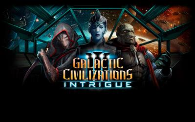 Galactic Civilizations III - Intrigue Expansion (DLC) cover