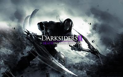 Darksiders II - Deathinitive Edition cover