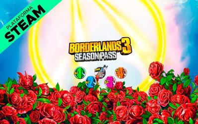 Borderlands 3 Season Pass (Steam) cover