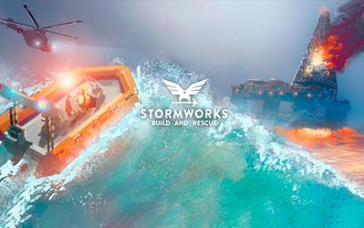 Stormworks: Build and Rescue cover