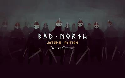 Bad North: Jotunn Edition Deluxe Content cover