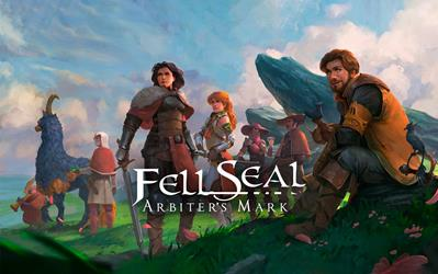 Fell Seal: Arbiter's Mark cover