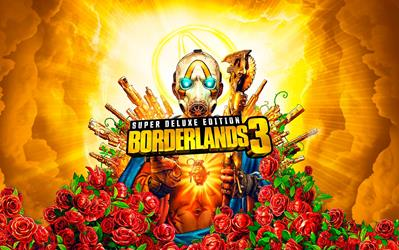 Borderlands 3 Super Deluxe Edition (Epic) cover
