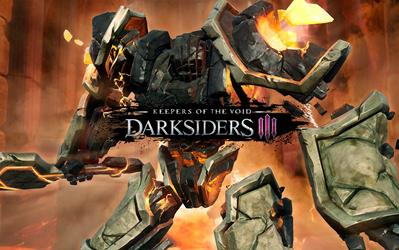 Darksiders III - Keepers of the Void (DLC) cover
