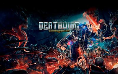 Space Hulk : Deathwing – Enhanced Edition cover