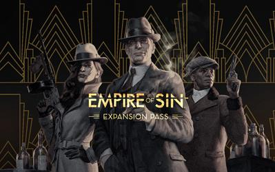 Empire of Sin - Expansion Pass cover