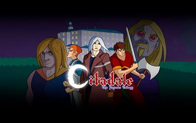 Citadale: The Legends Trilogy cover