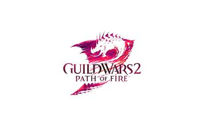 Guild Wars II - Path of Fire: Standard cover
