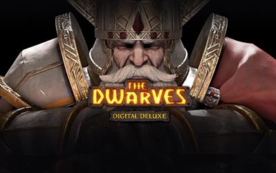 The Dwarves Digital Deluxe Edition cover