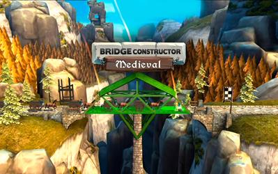 Bridge Constructor Medieval cover