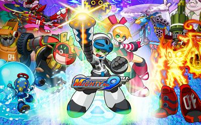 Mighty No.9 cover