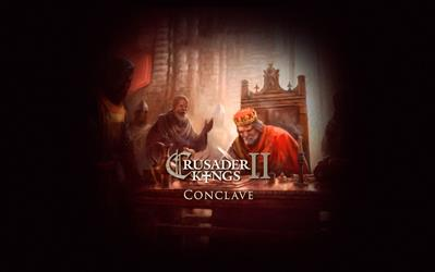 Crusader Kings II: Conclave cover
