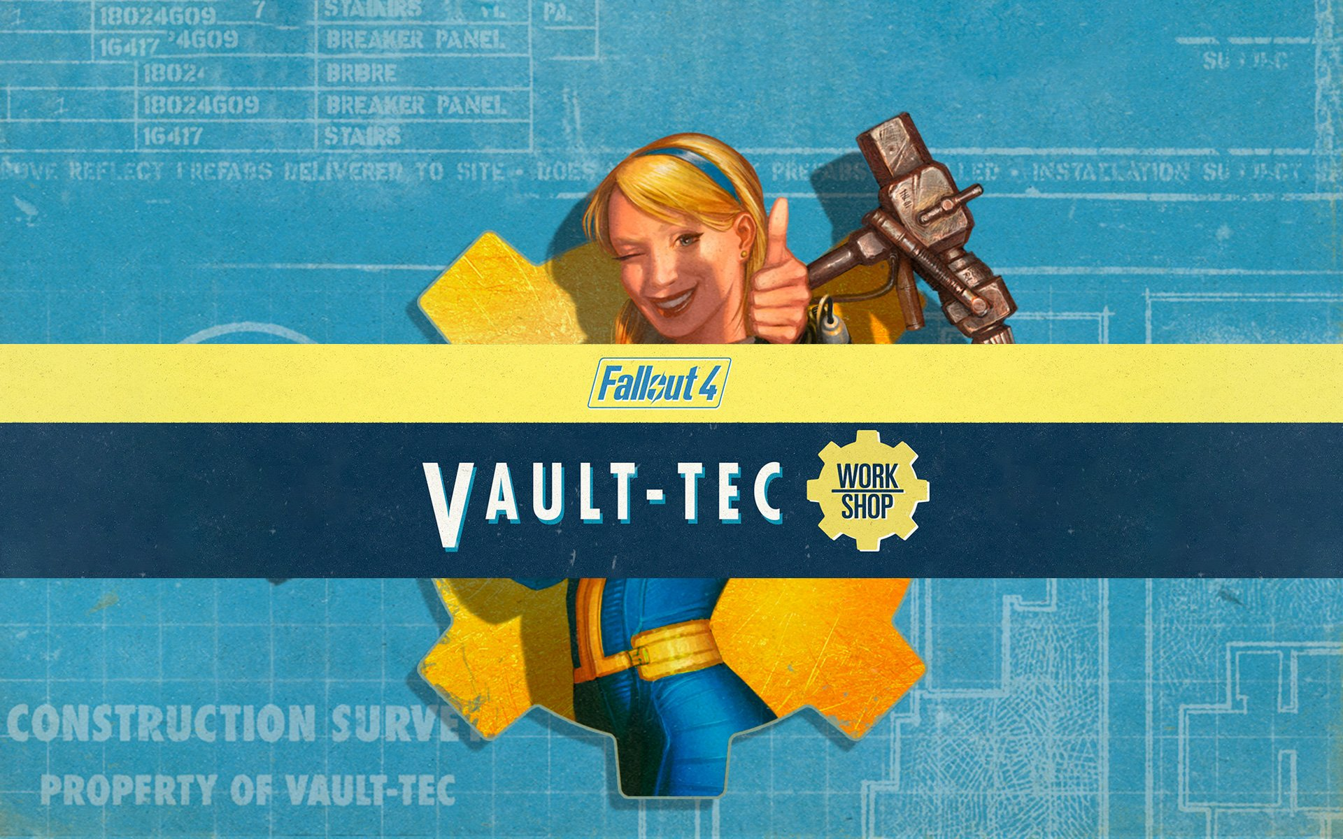 Fallout 4 - Vault-Tec Workshop