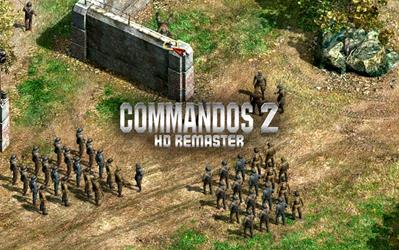 Commandos 2 - HD Remaster cover