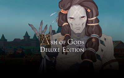 Ash of Gods: Redemption Digital Deluxe cover