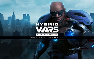 Hybrid Wars - Deluxe Edition Upgrade cover