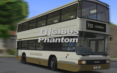 OMSI 2 Add-on Digibus Phantom cover