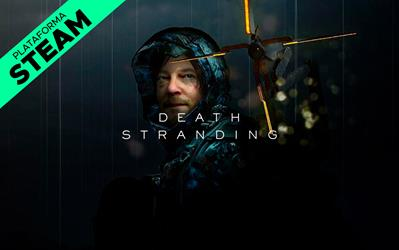 Death Stranding (Steam) cover