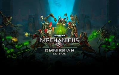Warhammer 40,000: Mechanicus - Omnissiah Edition cover