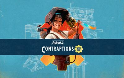 Fallout 4 - Contraptions Workshop cover