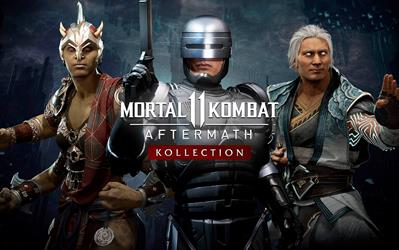Mortal Kombat 11 - Aftermath Kollection cover