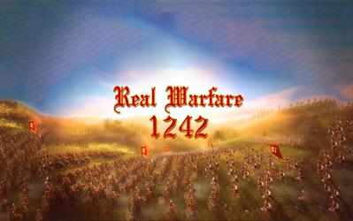 Real Warfare 1242 cover