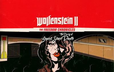 Wolfenstein II - The Diaries of Agent Silent Death (DLC 2)