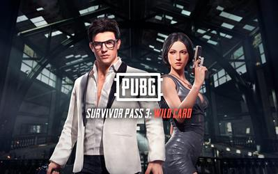 PUBG - Survivor Pass 3: Wild Card (DLC)