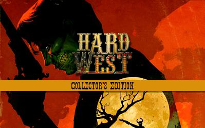 Hard West - Collector's Edition cover