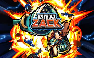 Skybolt Zack: Soundtrack cover