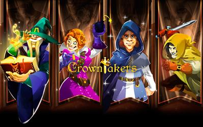 Crowntakers cover