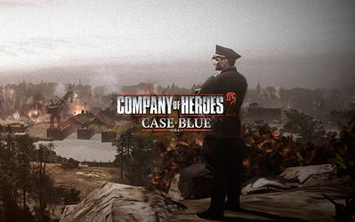 Case Blue Company Of Heroes 2 : Hype: company of heroes 2: theatre of war case blue dlc pack