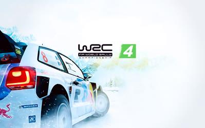 WRC 4 FIA World Rally Championship cover