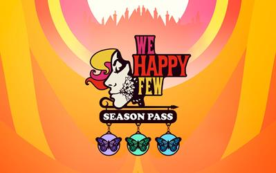 We Happy Few - Season Pass cover