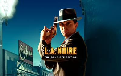 L.A. Noire: The Complete Edition cover