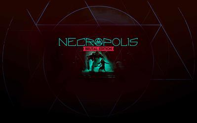 NECROPOLIS: BRUTAL EDITION cover