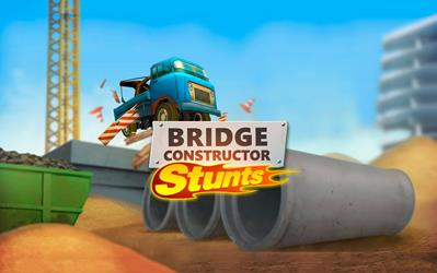 Bridge Constructor Stunts cover